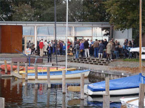 Clubhuis watersport vereniging de pettelaer