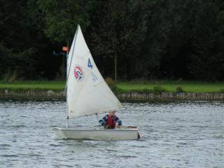Zeilcursus optimist 1